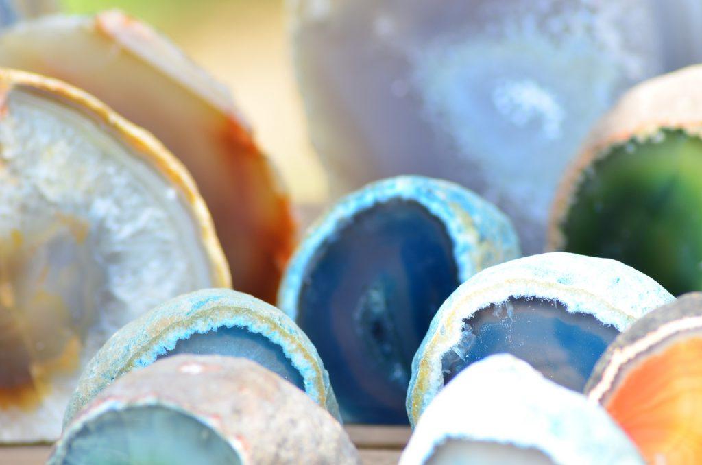 Geodas de ágata barata baratas comprar precio precios