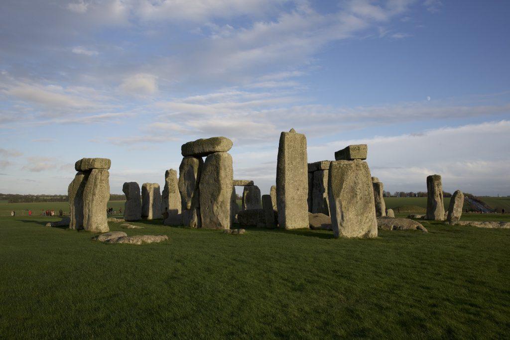Círculos de piedra mágicos de Stonegenge