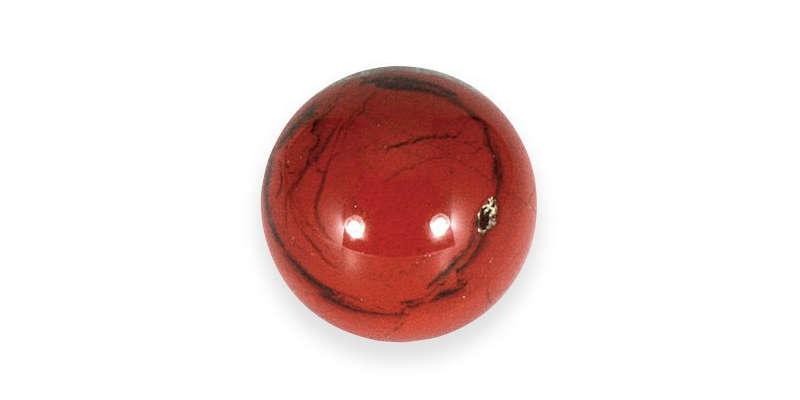 Esfera de cuarzo rojo propiedades jade rojo ágata jaspe rojo  piedra roja nombre significado de opaco
