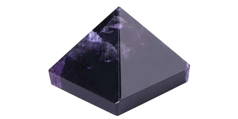 Pirámide de amatista, rosas moradas naturales, cómo se hace el color violeta, morada significado