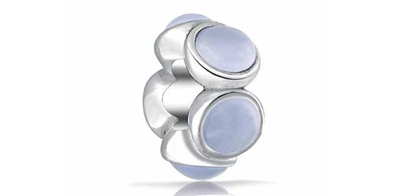 calzedonias calcedonia piedras energéticas azules piedras azules calzedonia mineral