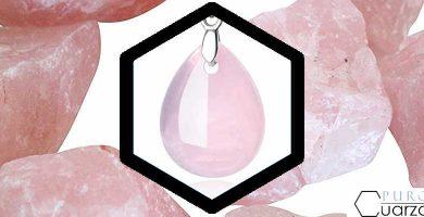 Propiedades del cuarzo rosa rosado cristal rose
